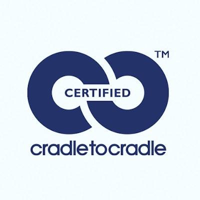 """100 Prozent 100% unserer Kollektion sind Teil des Programms """"Produkte mit Cradle-to-Cradle-Zertifizierung"""". Das macht Dopper zur ersten nachhaltigen Flasche der Welt mit einem Cradle-to-Cradle-Zertifikat™– dem Maß aller Dinge, wenn es um sichere, zirkuläre und verantwortungsvolle Produkte geht."""