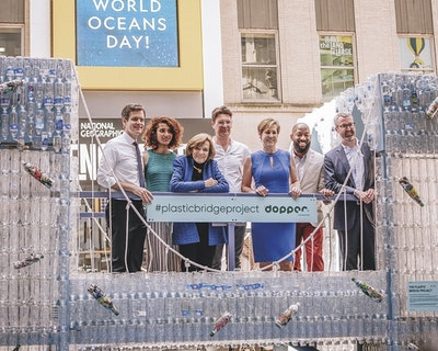 Dopper projects 0005 Plastic Bridge Launch 13